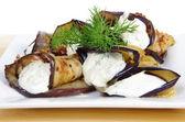 Eggplants — Stock Photo
