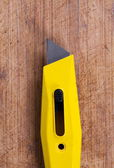 Tradesman knife — Stock Photo