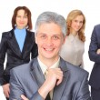 A group of business - Stock Photo
