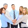 A group of business — Stock Photo #18650875