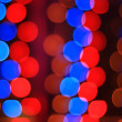 Olorful Bokeh Background — Stock Photo