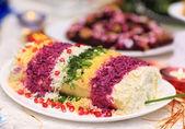 Разнообразные вкусные кулинарные изделия. — Стоковое фото