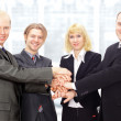 Business team  — Stock Photo #21782953