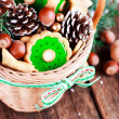Christmas sweets — Stock Photo #14330957