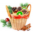 Christmas sweets — Stock Photo #14330981