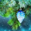 Christmas background — Stock Photo #14331999