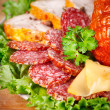 Stock Photo: Deli meats