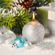 Christmas background — Stock Photo #36053765