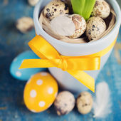 Decorations for Easter. — Stock fotografie