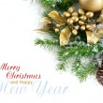 Christmas background — Stock Photo #7641748