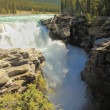 Stock Photo: Athabaskfalls, British Columbia