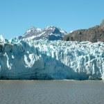 Alaskian glacier — Stock Photo