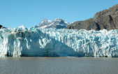 Alaskian glacier — Stock Photo