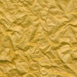 Wrinkled paper background — Stock Photo #13186383