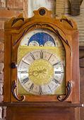 Relógio antigo e ornamentado — Fotografia Stock