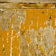 Stock Photo: Old and cracked wooden painted background
