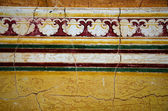 Historiska vägg i indien bakgrund — Stockfoto