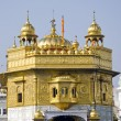 Sikh Golden temple in Amritsar, India — Stock Photo