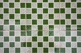 Ceramics tiles wall background — Stock Photo