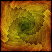 Spiral abstract autumn grudge background or texture — Stock Photo