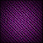A realistic purple carbon fiber weave background or texture — Stock Photo