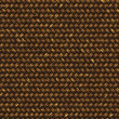 Wooden weave of wicker basket background — Stock Photo