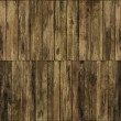 Old grunge wood panels seamless background or texture — Stock Photo