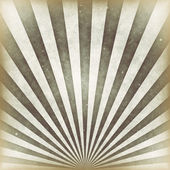 Sunbeams grunge background in vintage style. — Stock Photo
