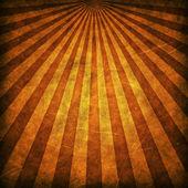 Sfondo raggi di sole marrone grunge o texture — Foto Stock