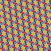 Arabesque seamless pattern — Vector de stock