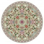 Chinese circular pattern — Stock Vector
