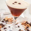 Espresso cocktail — Stock Photo