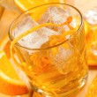 Stock Photo: Orange drink