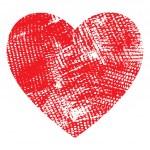 Heart - symbol of love — Stock Vector