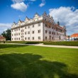 Litomysl Palace, Czech Republic. UNESCO World Heritage Site. — Stock Photo