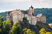 Loket castle, Czech Republic — Stock Photo