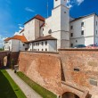 Spilberk castle in Brno, Czech Republic - Stock Photo