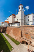 Spilberk castle in Brno, Czech Republic — Stock Photo