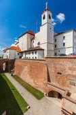 Spilberk castle in Brno, Czech Republic — Stock Photo