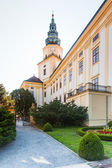 Castle in Kromeriz, Czech Republic. — Stock Photo