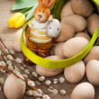 Easter decoration — Stock Photo #22567315