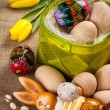 Easter decoration — Stock Photo #22567427