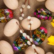 Colorful easter eggs — Stock Photo #22567471