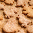 Stockfoto: Crispy cookies with sugar