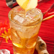 Drink with ginger — Stock Photo #26326669