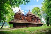 Eastern Orthodox Church, Lemko church in Smolnik, Poland — Stock Photo