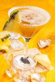 Pineapple drink — Stock Photo