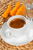 Espresso caffee — Stock Photo