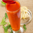 Pumpkin cocktail — Stock Photo #30439697
