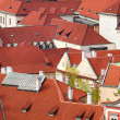 Red clay roofs  — Stock Photo
